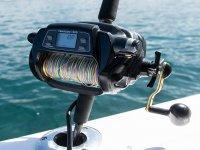 电动鱼线轮