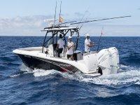 从阿德赫的波多黎各科隆去钓鱼