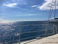 帆船双体船之旅特内里费岛