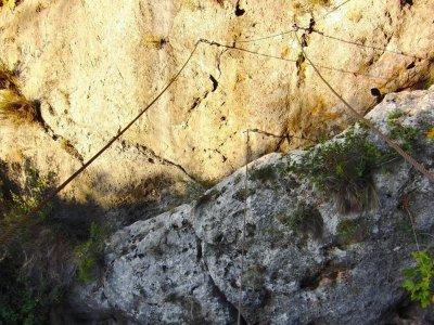 Escapada de vía ferrata en Alicante y alojamiento