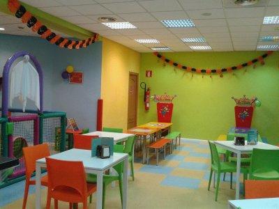 Birthday Party in Alcalá + snacks + gift