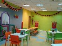 Cumpleaños infantil Alcalá con merienda y regalo