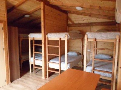 SierradeCádiz的学校营地