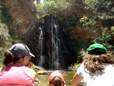 Trekking route with accommodation in Albacete