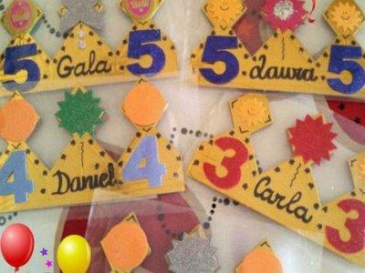 Fiesta de cumpleaños Alcalá con piñata
