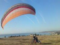 Sobrevolar la Costa del Sol en paramotor