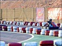 Carrera karts biplaza Cartagena