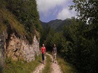 Rutas de senderismo en Orense