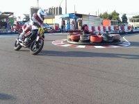 Alquiler de pista para carrera de motos