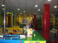 Parque infantil en Zaragoza 1 hora de juego