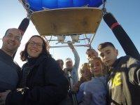 Giro in mongolfiera per bambini di Murcia