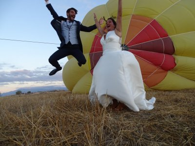 Air Balloon Flight in Murcia + Hotel + Spa