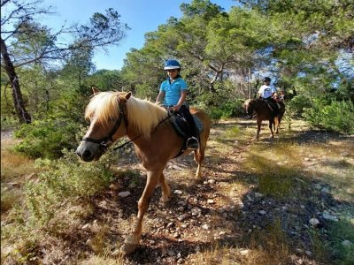 Horse riding excursion Ibiza 2 hours
