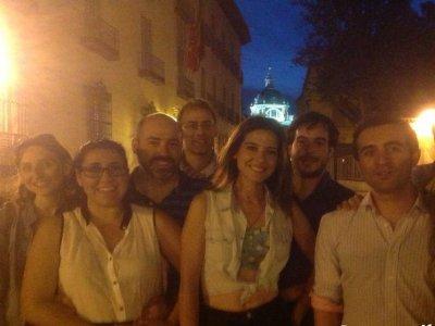 Ruta guiada nocturna por el Madrid Siniestro 2h