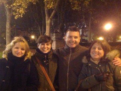 Ruta guiada nocturna Madrid intrigas en la Villa