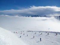 1天Grandvalira滑雪通行证适合6至11岁的儿童使用