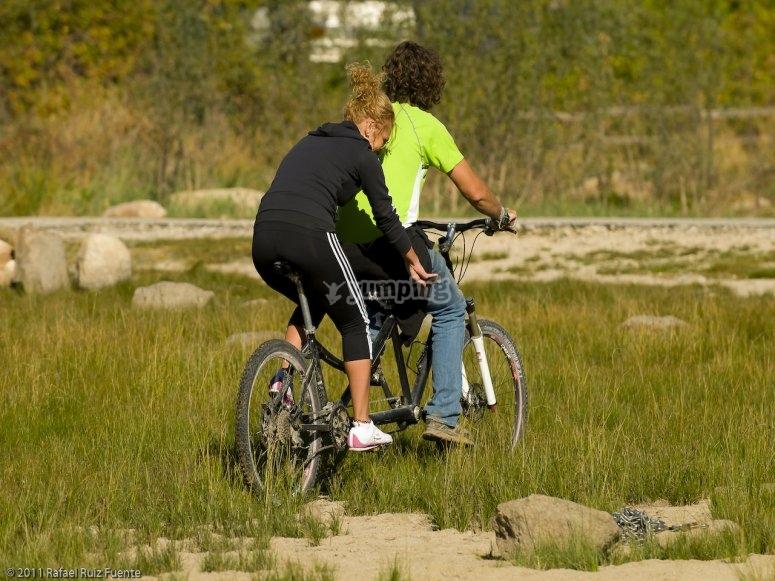 Excursión en bicicleta privada