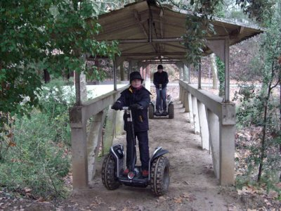 Segway tours for kind in Pyrenees