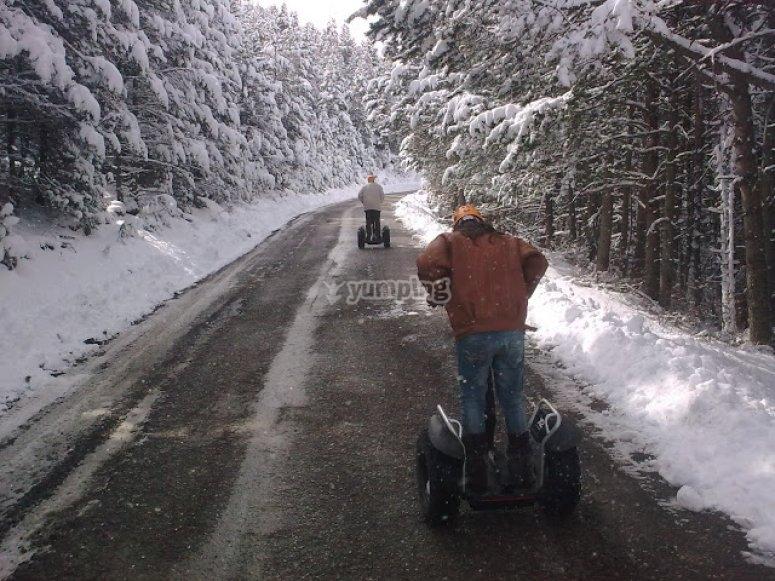 segway nevando
