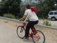 Divertidísimo recorrido de orientación en bici