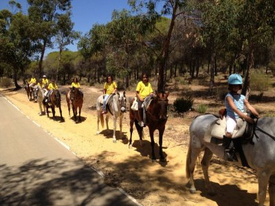Horse Riding Doñana, Kids from 3 Years Old