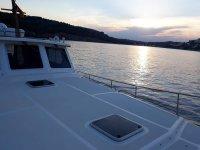 Paseo en barco Islas Medas al atardecer