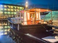 Paseo en barco desde puerto L'Escala