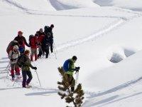 Raquetas de nieve San Isidro 3 horas