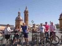 Conoce Sevilla en bici