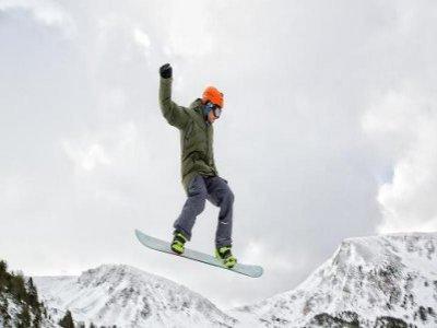 Snowboard freestyle Grandvalira 1 día 3 horas