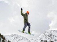 Stile libero Snowboard Grandvalira