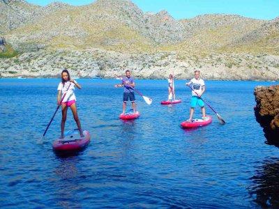Mon d´Aventura Paddle Surf