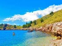 Calas de Mallorca en kayak