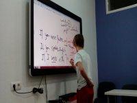 Escribiendo en la pantalla