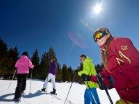 Racchette da neve a Grandvalira