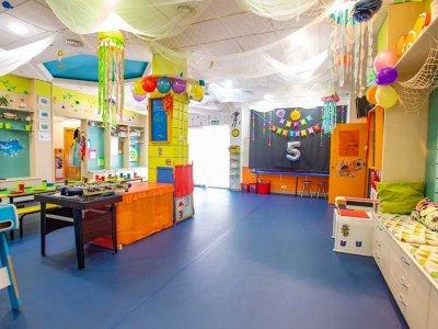 Día sin cole en parque infantil en Las Rozas 7h