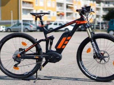 电动山地自行车出租Colmenar Viejo