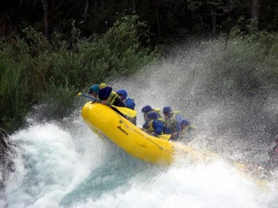 Senda Natura Baiona Rafting