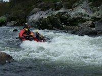 Raffle the rapids on the raft