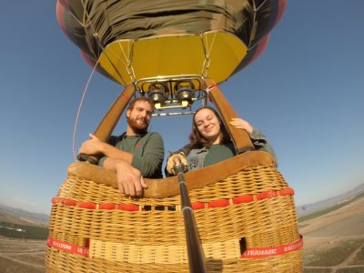 Ballooning + accomodation in Murcia