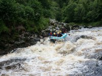 Sailing in the rapids