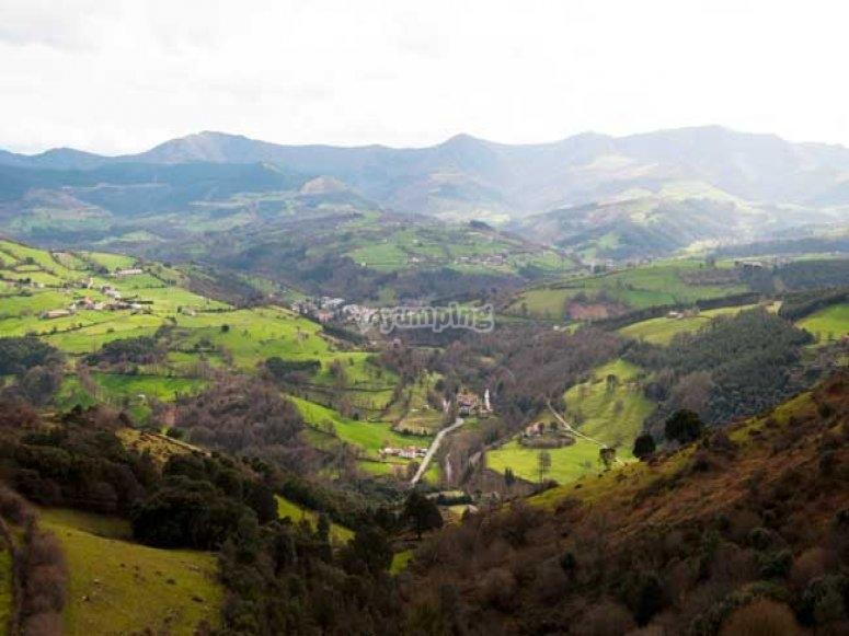 Carranza Valley