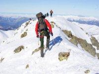 Snowshoes Sierra de Gredos全天