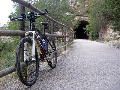 Alquiler de bicicleta de Montaña en Teruel 1 día