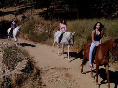 Montar a caballo en Aracena 1 hora