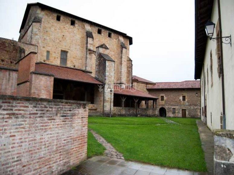 monasterio zenarruza