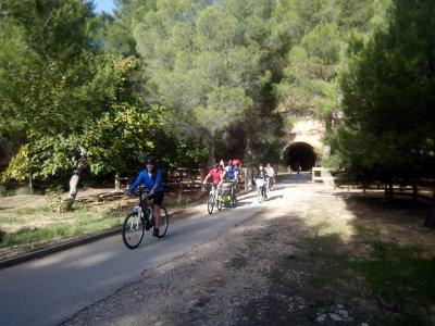 Alquiler de bicicleta para niño en Teruel 1 día