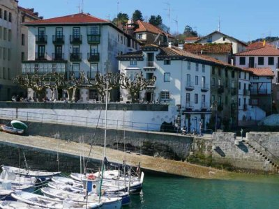 Itinerario villaggi costieri Paesi Baschi