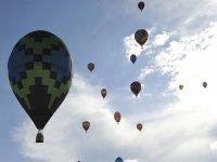空气静电气球飞行