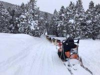 Attività sulla neve a Grandvalira